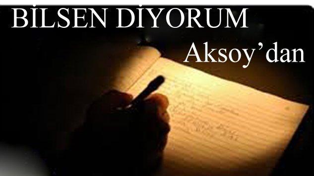 BİLSEN DİYORUM