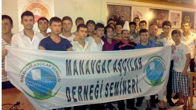 Manavgat Aşçılar Derneği ve ISIS tarafından düzenlenen sürekli hijyen eğitiminin ikincisi de düzenlendi.