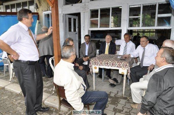 Ramazan ALBAŞ'ın yaşamından fotoğraflar(Foto Varlık arşivi)