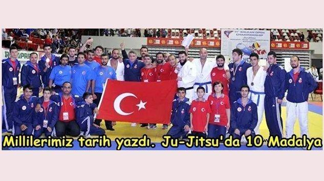 Dünya Şampiyonasında Mengen'li sporcu