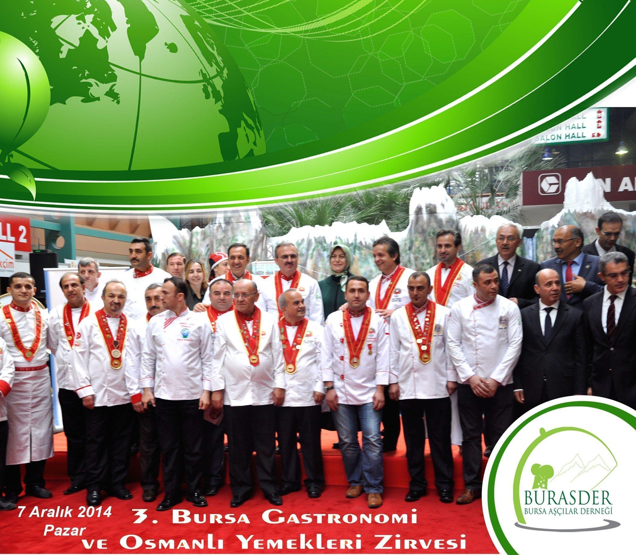 Bursa Gastronomi ve Osmanlı Yemekleri Festivali