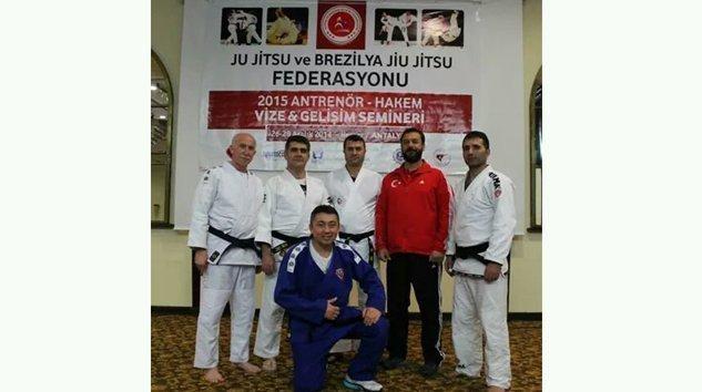 Ertan Akdoğan Seminerden sonra hedefimiz şampiyonluk