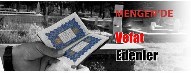 Pembe Haktanır,Münevver Fidanay ve Ramazan Sönmez vefat etti