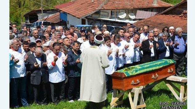Nevzat Peker'i meslekdaşları ebediyete uğurladı