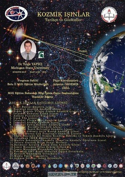 kozmik ¦-+ş¦-n semineri
