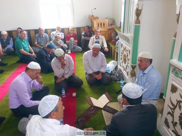 25.AKÖREN Köy mevlidi gerçekleştirildi