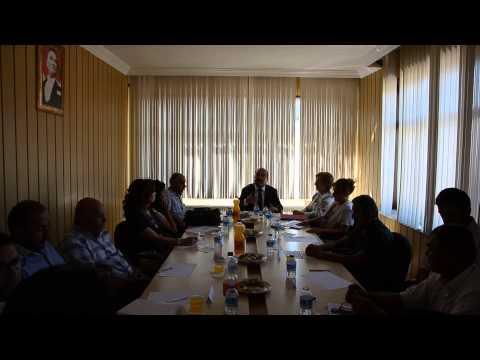 Belediye Başkanı Turhan BULUT'un 31.Aşçılık festivali açıklaması