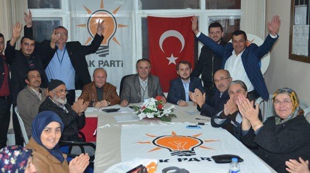 Ahmet DIRBALI ebedi istirahatgahına uğurlandı