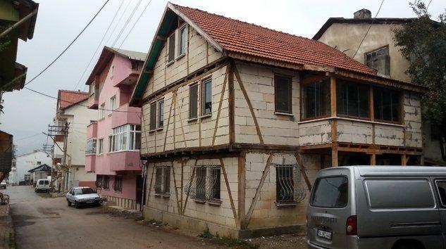 Mengen'de Satılık dubleks ev
