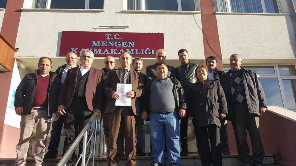 AK Parti ilçe Başkanı Sargın:Cumhurbaşkanımıza sahip çıktık