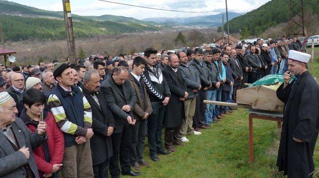 Marangoz Tahsin ÖZMENLİ dualarla ebedi istirahatgahına uğurlandı