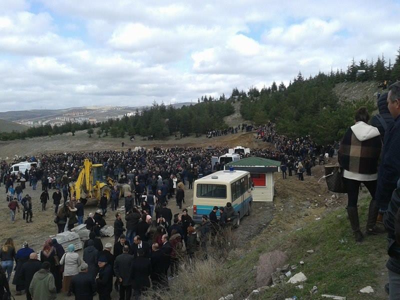 Mengen'li Zeynep Başak GÜLSOY terör kurbanı