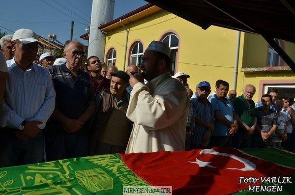 Güneydoğu gazisi Yaşar KORKMAZ ebediyete uğurlandı