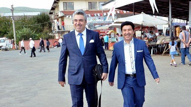 Mehmet Şafak ve Alp Arslan Bu Yıl Aşçılar Festivali'nde