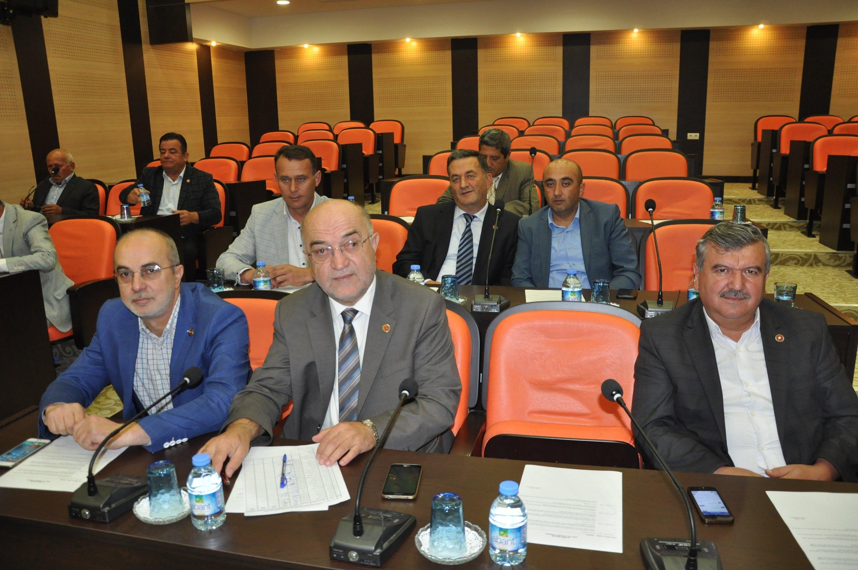 İl Genel Meclisi Aralık Ayı toplantıları devam ediyor