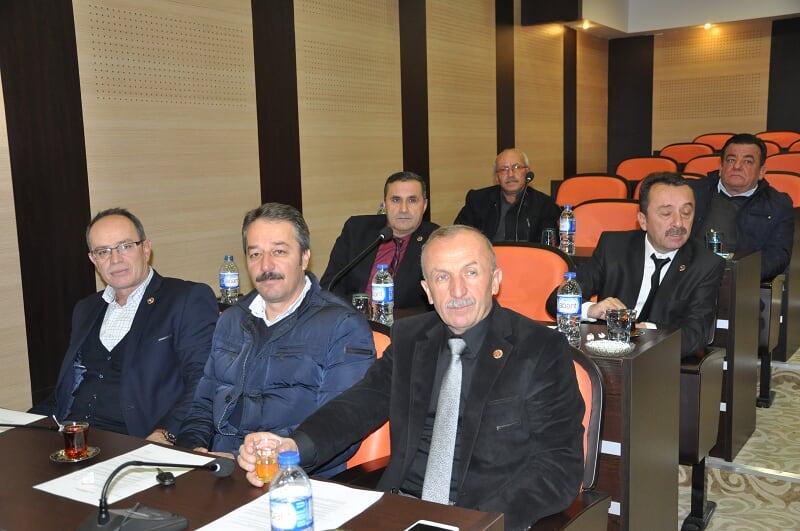 Mecliste Aralık Ayı toplantıları başladı