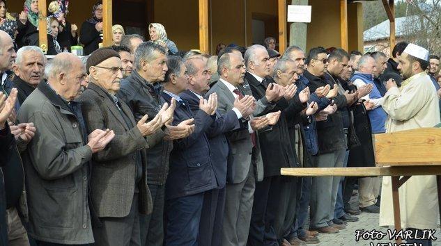 Mehmet Sabri DEMİR  ebediyete uğurlandı