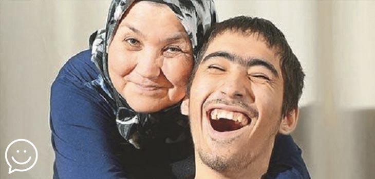 Günaydın! Annesiyle engeli aştı, Google'dan burs kazandı