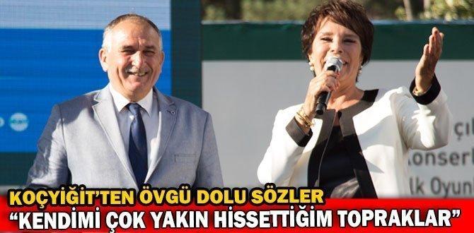 """""""BOLU'NUN İÇİNDEN DEĞİL AMA MENGEN'İN FAHRİ HEMŞERİSİYİM"""""""