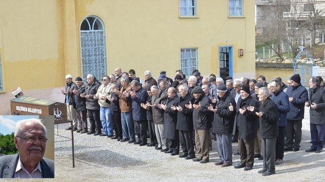 Murat KARBAN dualarla uğurlandı