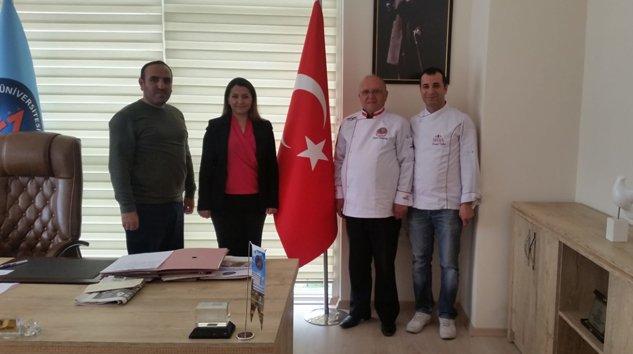 KARATAŞ Manavgat Turizm Fakultesinde