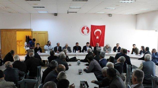 Mengen Muhatarlar Derneği Ali YİGİT'le Devam Dedi