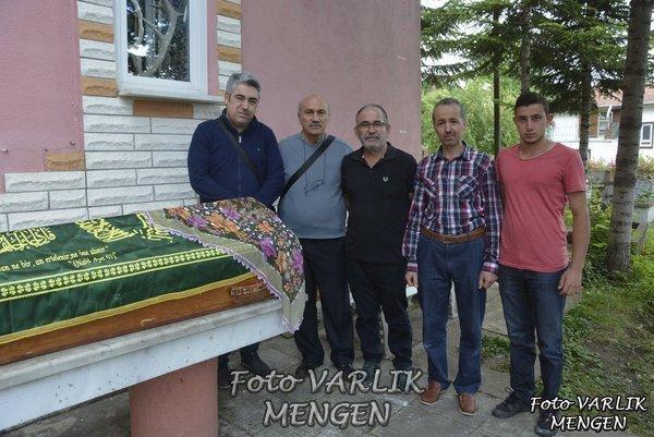 Alp ARSLAN'ın Anneannesi Dualarla Uğurlandı