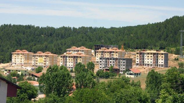 Pazarköy TOKİ'de Satılık Daire