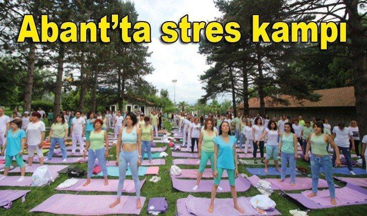 stres kampı
