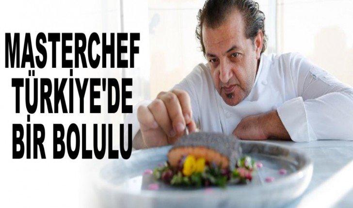 MASTERCHEF TÜRKİYE'DE BİR BOLULU