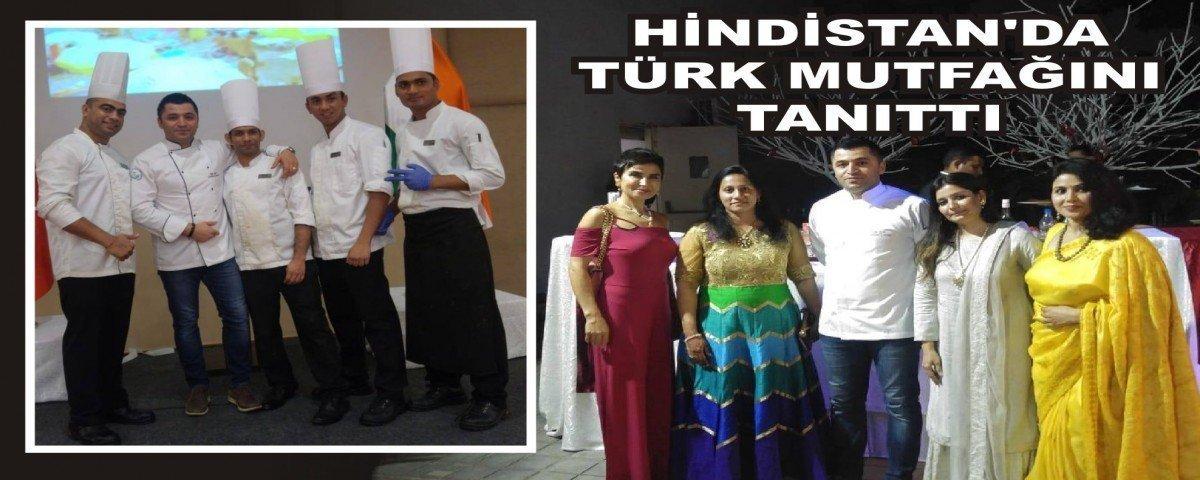 Hindistanda Türk yemekleri-Bolu Express-