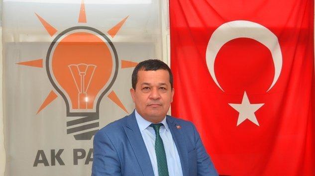 Arif Oktay CANTÜRK AK PARTİ İl Genel Meclisi Aday Adayı