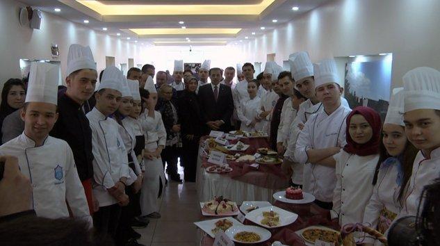 İsveçli Aşçılar Bolu'da Hünerlerini Sergilediler