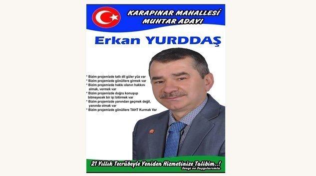 Reklam:Erkan YURDDAŞ