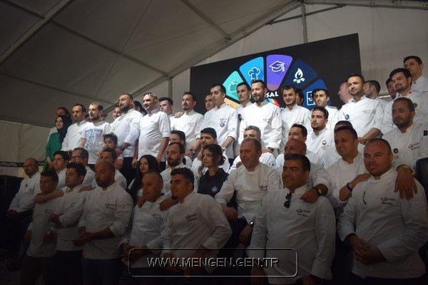 Gastronomi Camiasının Beklediği Ulusal Aşçılık Kampı Mengen'de