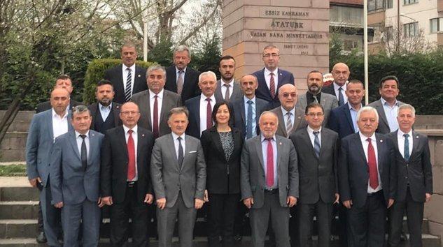 Mecliste Nisan Ayı Toplantıları Devam Ediyor