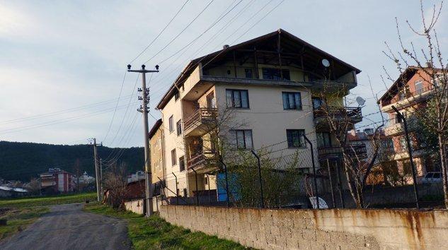 Tabaklar-Yazıyaka'da Satılık Daireler