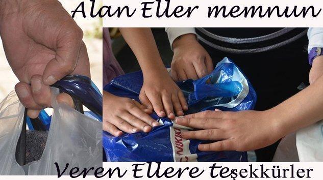 Mengen'de Veren Eller – Alan Eller  Projemiz Devam Ediyor
