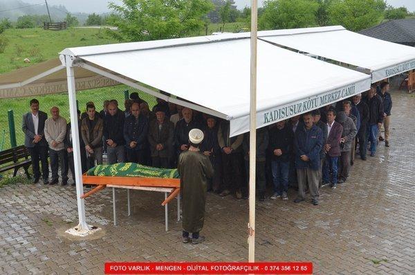 (Avcı) Osman AYKAN Ebediyete Uğurlandı