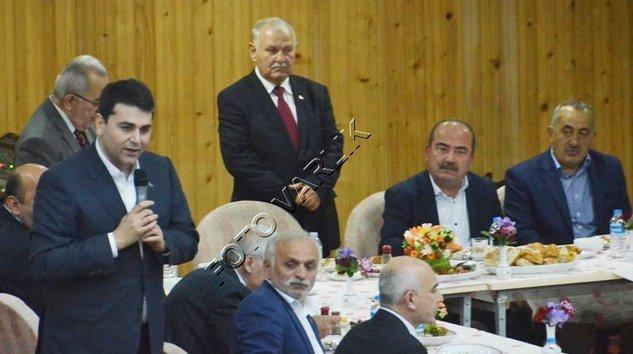 Gökçesu Genel Başkan'la Belediye İftar Yemeğinde Biraraya Geldi