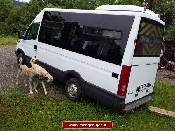 Mengen'de Satılık Minibüs