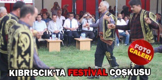 KIBRISCIK'TA FESTİVAL COŞKUSU