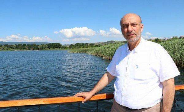 Yeniçağa Gölü Turizme Kazandırılacak