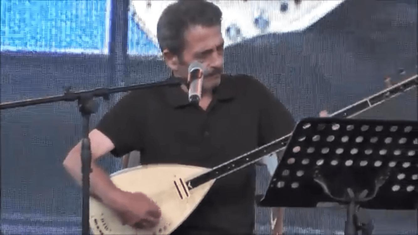 Festival Konserinde Rahmi AYDIN'dan Vazgeç Gönlüm