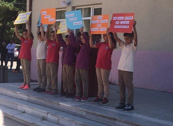 İlköğretim Haftası Gökçesu Şehit Aydın Çetin İlkokulunda Kutlandı