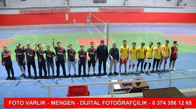 CUMHURİYET Kupası Voleybol Turnuvası Başladı