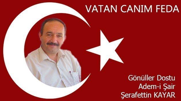 VATAN CANIM FEDA – Gönüller Dostu Adem-i Şair – 28.10.2019