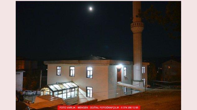 Gentaş Site Çamlık Camii Kandilde İbadete Açıldı