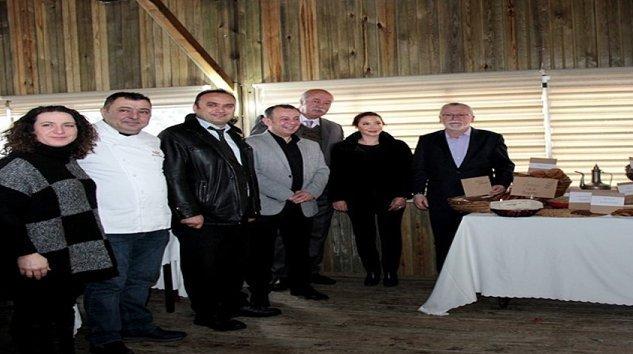 Bolu Turizm Otelcilikte IZA Buğdayı Ürünler Sergilendi