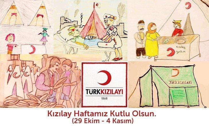 29 Ekim 4 Kasim Kizilay Haftasi Topragin Yesile Insanin Yemege